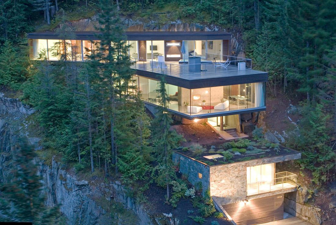 Studio N 1 Architects Khyber Ridge House